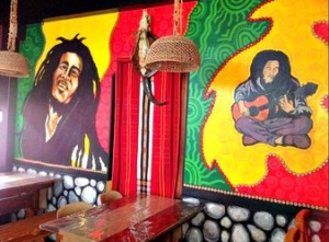 Le Bob; the reggae icon who has tremendously influenced the locals' music preference.